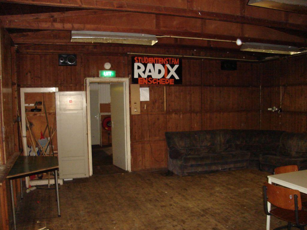 het radixhok
